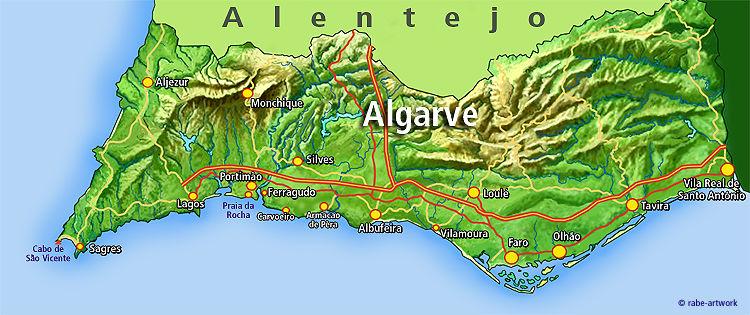 Cheap Algarve Car Hire