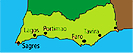 Little Map of the Algarve